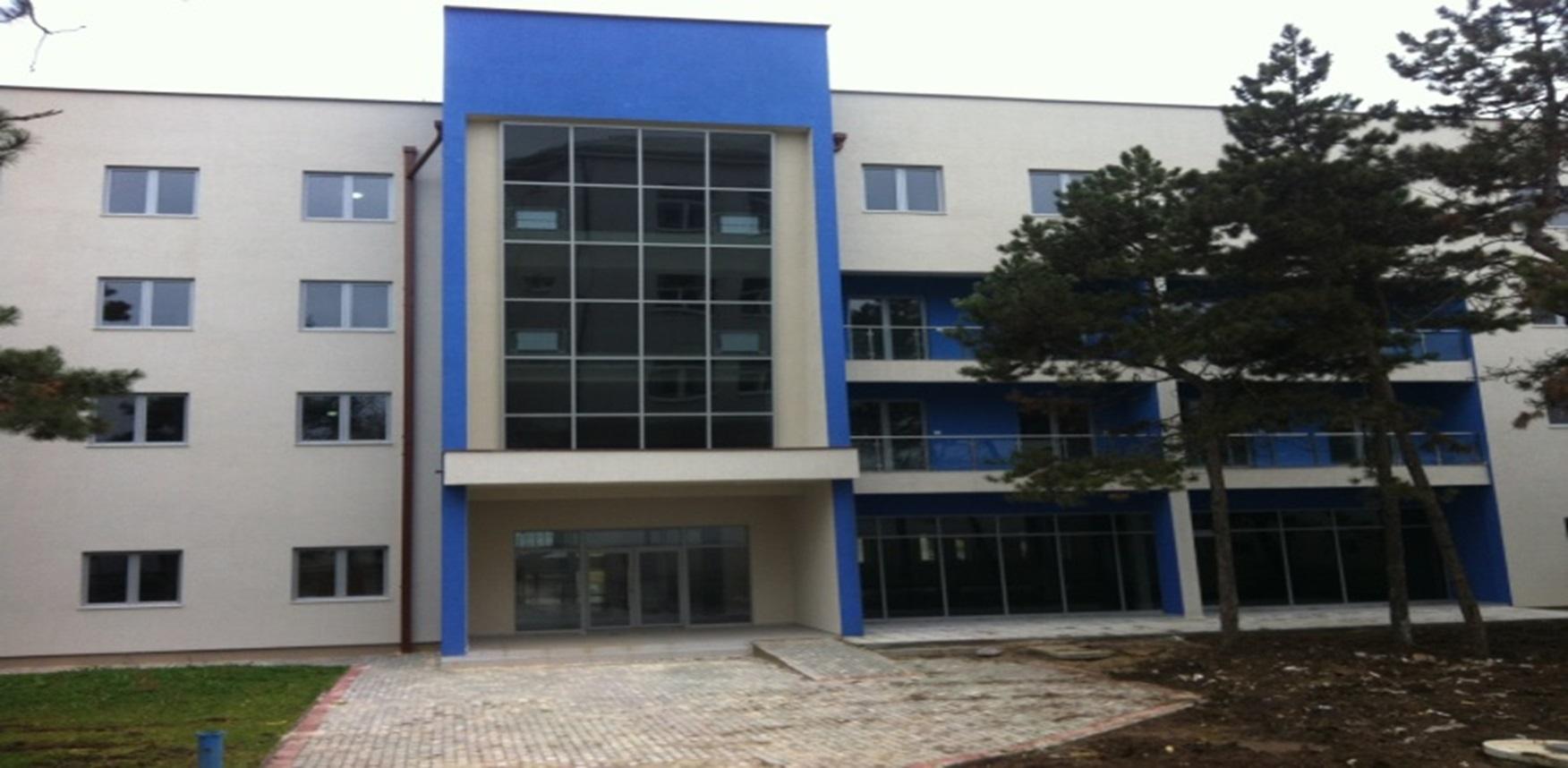 Ndërtimi I Konviktit të ri (Konvikt I studenteve të kategorisë së lartë I AKSP-së)