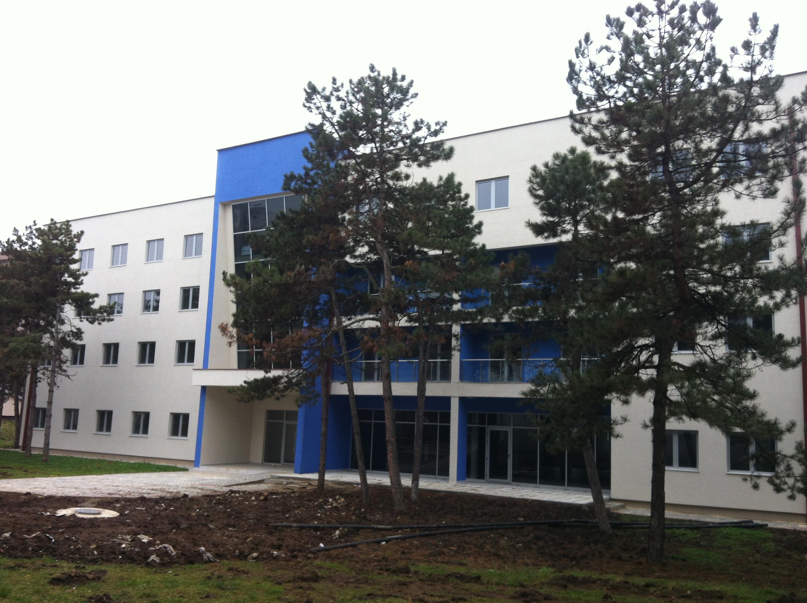 Construction of a New Dormitory (KAPS Senior Class Student Dormitory)