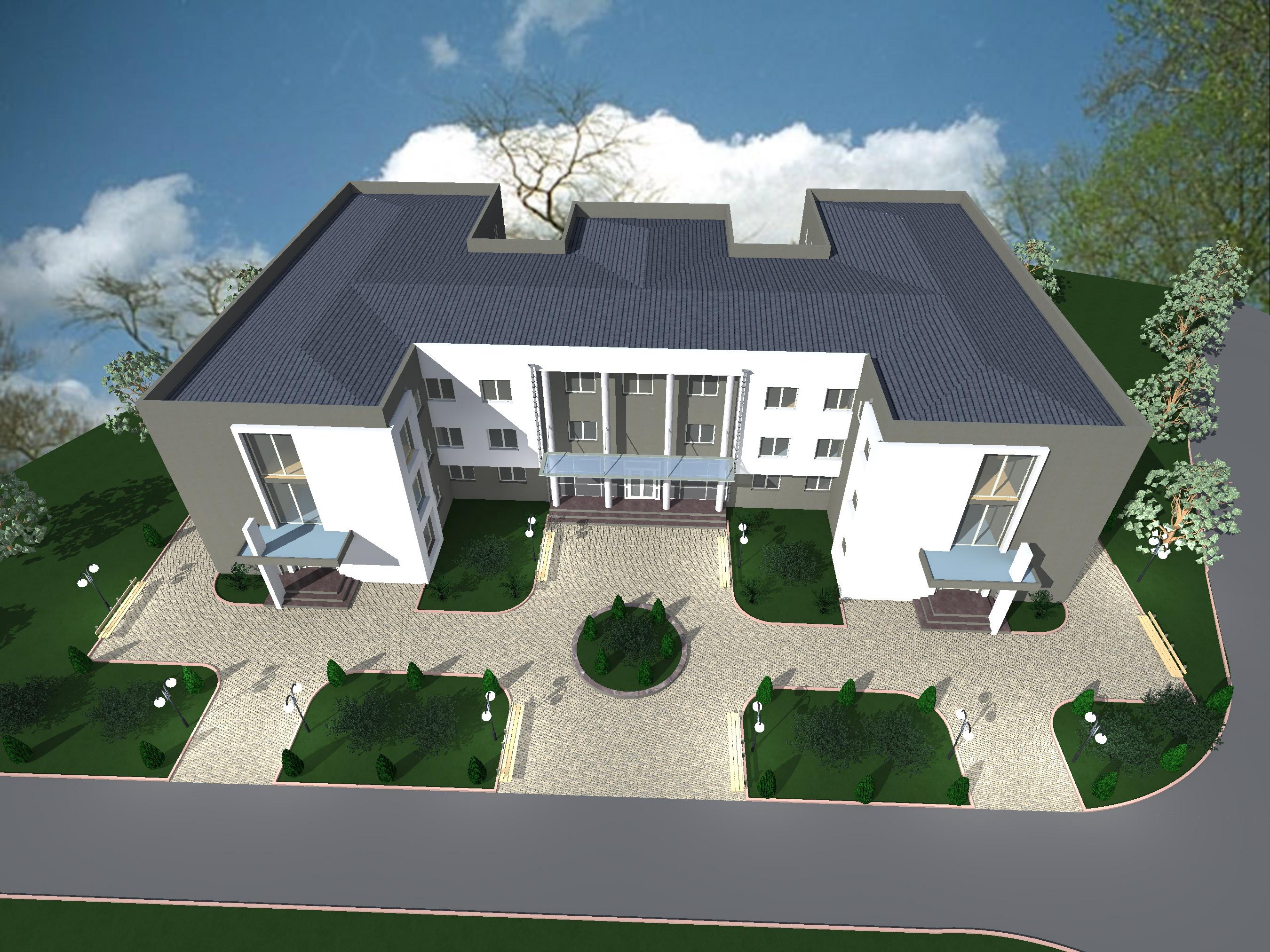Construction of Accommodation Facility