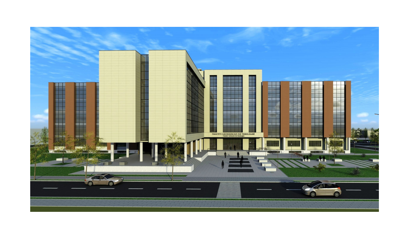 Construction of the University of Mitrovica Building Phase III